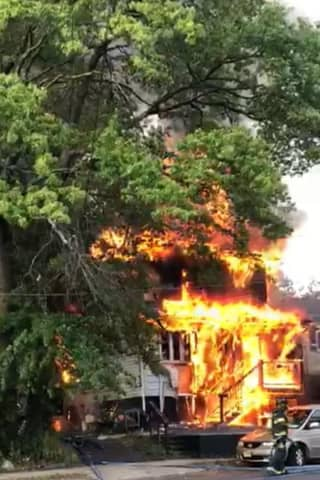 Family In Union Coping With Second Devastating House Fire