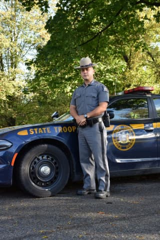 NY State Trooper Saves Unresponsive Child At Area Grocery Store