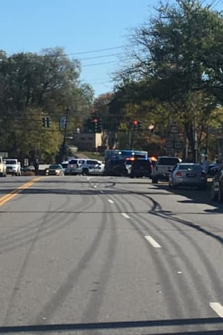 Several Injured In Violent, Four-Vehicle Westchester Crash