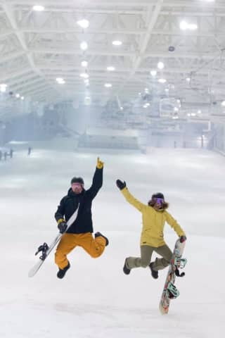 Here's How Much American Dream's Indoor Ski, Snow Board Slope Will Cost You
