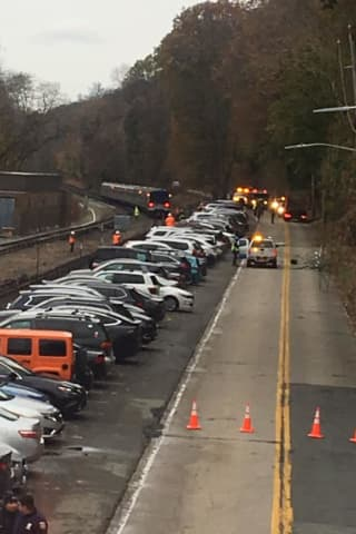 Metro-North Trains Back Running, Roadway Still Closed Following Crash