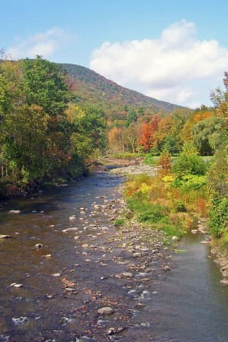 Body Of Man Found In Hudson Valley Creek, State Police Say