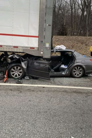 ID Released For Area Man Critically Injured In Crash With Tractor-Trailer