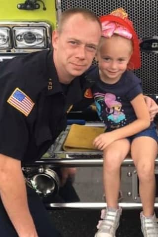 Middlesex Girl, 6, Saves Firefighting Dad, Family In Overnight House Blaze