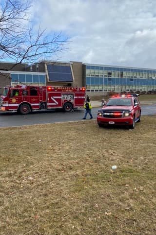 Area High School Evacuated After Chemical Smell Sickens Students, Staffers, Police Say