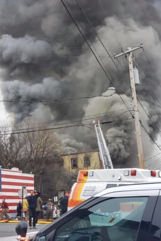 Fire Breaks Out In Wappingers Falls Building With Businesses, Apartments