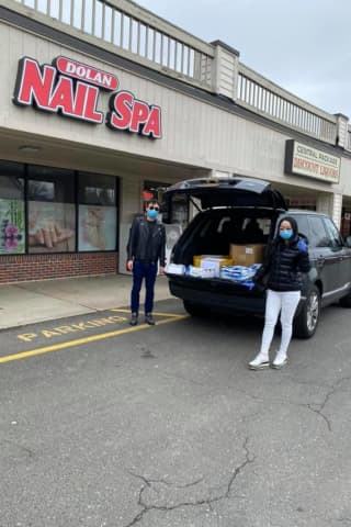 COVID-19: Nail Salon Shifts To Providing Medical Supplies