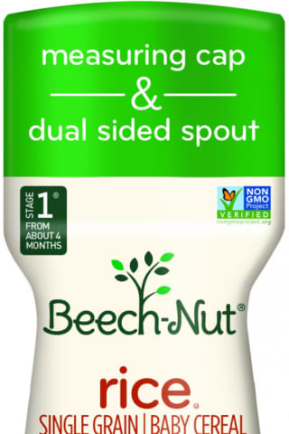 Beech-Nut Recalls Brand Of Rice Cereal, Will Stop Making Product Due To High Arsenic Levels
