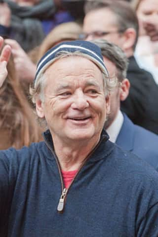 Hudson Valley's Bill Murray Pours Water On Photographer At Martha's Vineyard