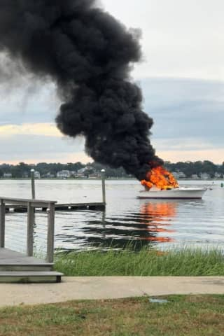 Husband, Wife Injured In Norwalk Boat Explosion