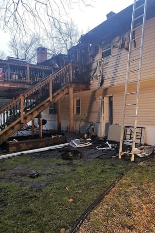 'Setting Differences Aside': GoFundMe Aids Woman's Ex-Husband, Kids After Wyckoff Fire