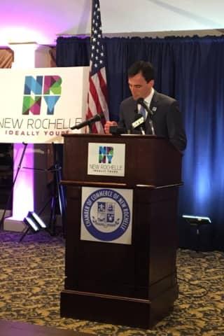 New Rochelle Mayor Postpones State Of City Address Amid Coronavirus Concerns