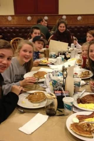 Fairfield Rotary Serves Up Pancakes For Puerto Rico Hurricane Relief