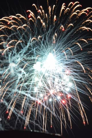 Looking For Fireworks? Four Rockland Options For Pop & Patriotism