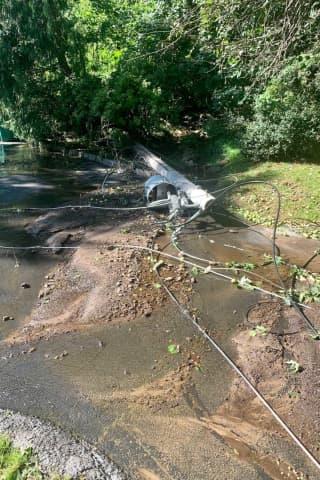 CT Requests Presidential Major Disaster Declaration For Ida Damage