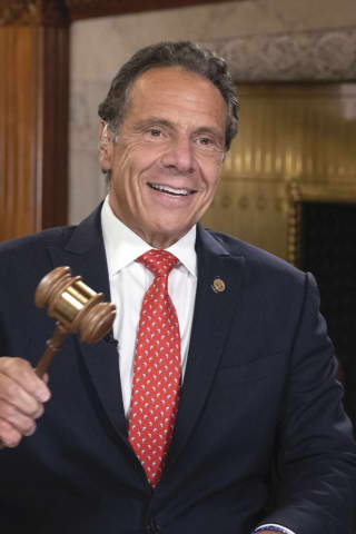 Cuomo Becomes First New Yorker Named National Governors Association Chairman