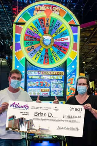 Retired PA State Police Officer Wins Big At Reno Slot Machine