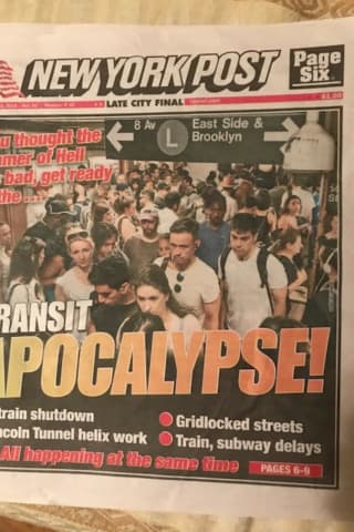 'Perfect Storm' Of Repairs, Construction Could Create NYC Commute Chaos, Report Says
