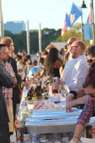 Stamford Brews Up Fun At First Annual Brew & Whiskey Festival
