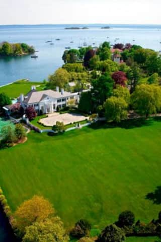 Trump's Former Greenwich Estate Hits The Market