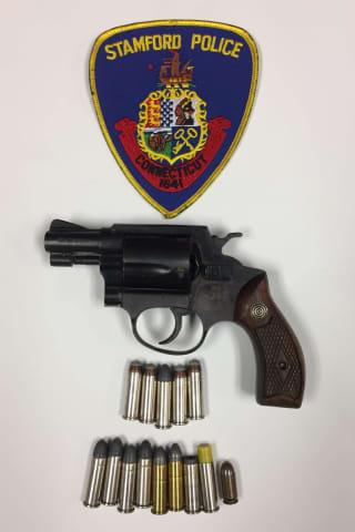 Fairfield County Felon Busted With Loaded Gun