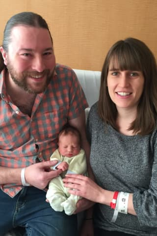 Baby New Year: Northern Westchester Couple Celebrates Jan. 1 Early Morning Birth