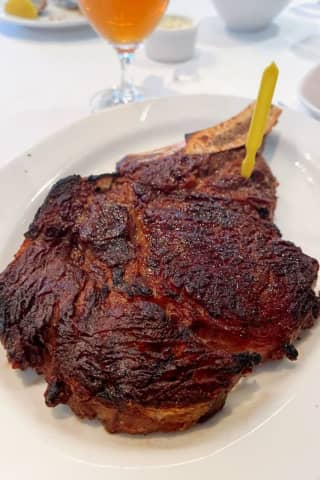 Juicy Cuts Of Steak Among Extensive Offerings At Highly-Rated Westchester Restaurant