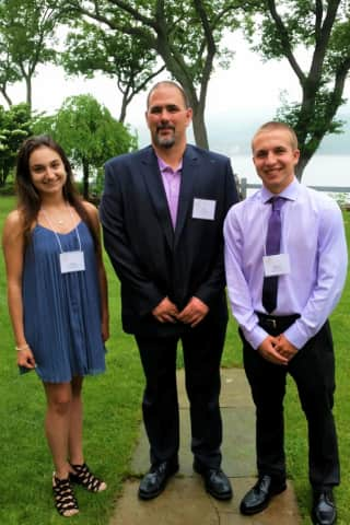 Rockland Trio Awarded SUEZ-NAWC College Scholarships