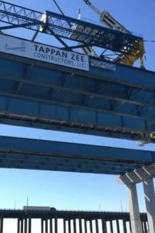Four Workers Rescued At New Tappan Zee Bridge