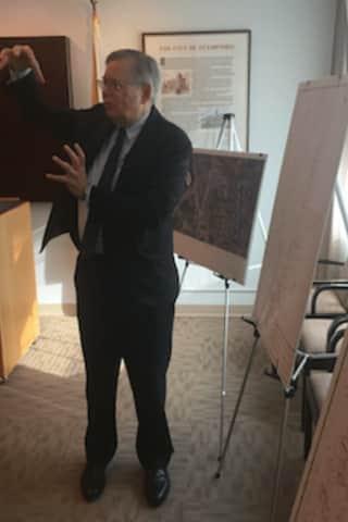 Group Of Stamford, Greenwich, Norwalk, Westport, Fairfield Leaders Names Martin As Chairman