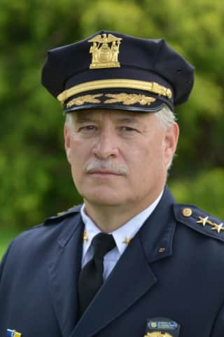 Police Chief In Westchester Under Independent Investigation After Son Takes Gun
