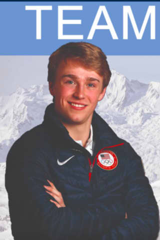 Here's When You Can Watch Fairfield County Olympian Tucker West