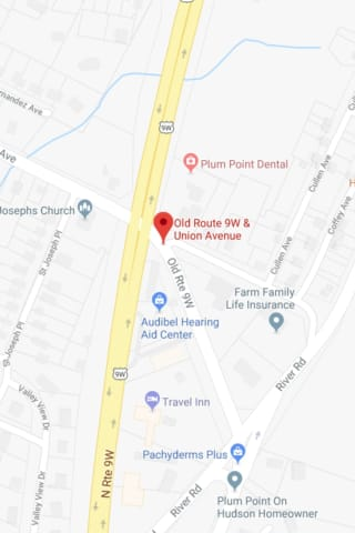 Route 9W Lane Closure Scheduled 'Until Further Notice' In Orange County