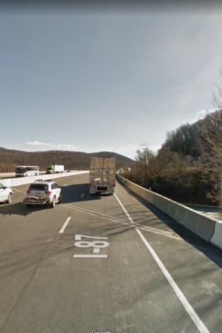 I-87 Roadwork Shuts Down Two Lanes In Rockland