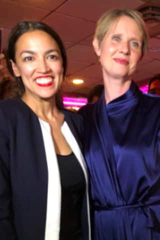 Westchester HS Grad Ocasio-Cortez Bans Press From Town Hall Forum