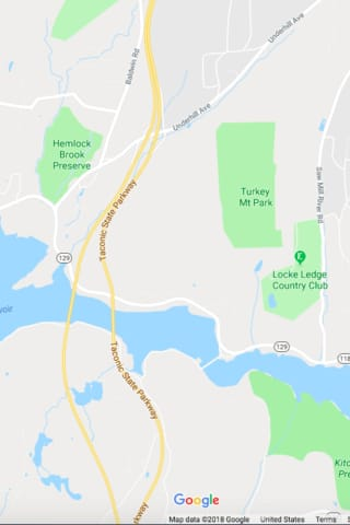 Two Injured In Route 129 Crash