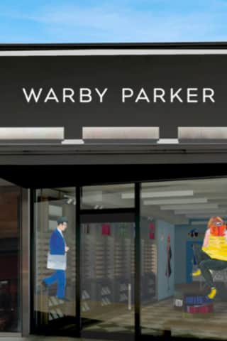 Warby Parker Opens Store In Greenwich