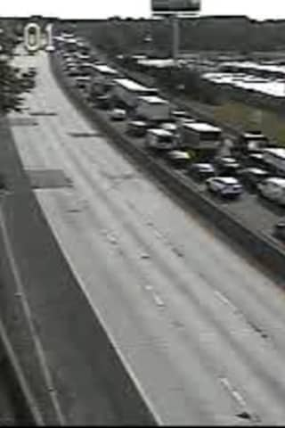 Lanes Reopen After Serious I-95 Crash