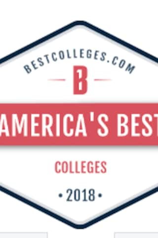 These CT Colleges Rank Among Best In Nation
