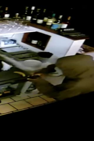 Know Him? Suspect On Loose After Armed Robbery Of Milford Thai Restaurant