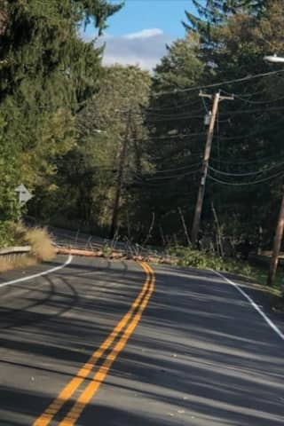 Route 202 Reopens After Downed Tree, Wires Cause Closure