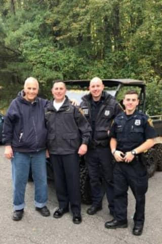 Lost Hiker Found In Northern Westchester