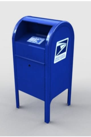 Investigation Into Possible Theft Underway After Mailbox At Greenwich Post Office Found Damaged