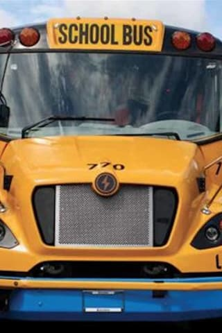 State's First Electric School Buses Unveiled In Westchester