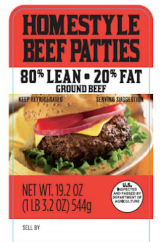 Salmonella Scare Leads To Recall Of 12M Pounds Of Raw Beef Products