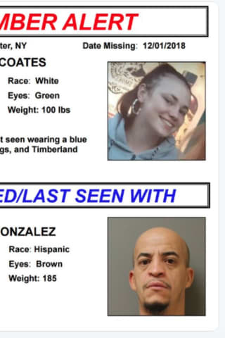 NY Amber Alert For 14-Year-Old Girl Canceled