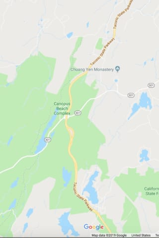 Lane Reopens After Crash On Taconic Parkway