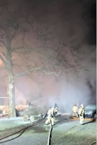 Three-Alarm Fire Breaks Out At Seven-Bedroom Estate In Scarsdale