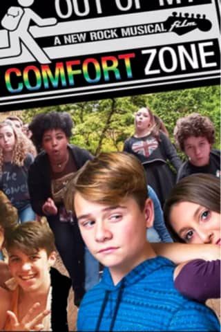 Actor Igby Rigney Of Westchester Performs 'Out of My Comfort Zone' In Area