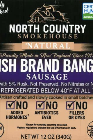 Recall Issued For Pork Sausage Products